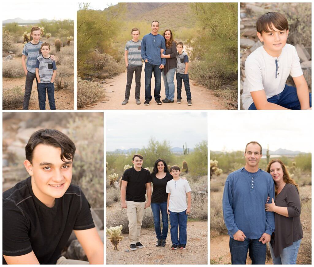 Scottsdale Family Sessions 2
